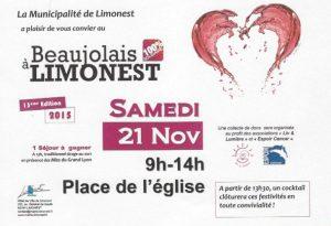 beaujolais Limonest- Liv & Lumière