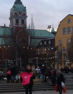 Louna, Stockholm, Suède