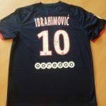 maillot Ibrahimovic
