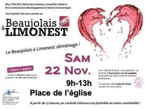 Beaujolais-Limonest-Liv et lumière