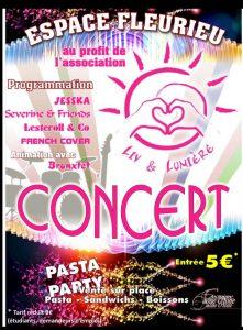 concert fleurie-liv& lumière